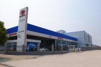 桂林中达丰田汽车销售服务有限公司招聘:公司标志 logo
