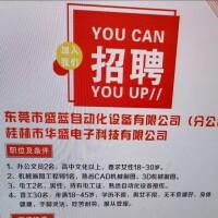 桂林市華盛電子科技有限公司招聘:公司標志 logo
