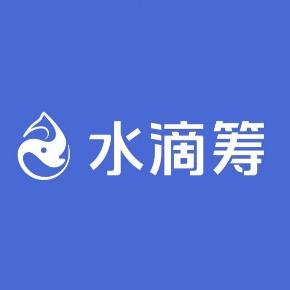 北京水滴互??萍加邢薰菊衅福汗緲酥?logo