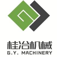桂林桂冶机械股份有限公司招聘:公司标志 logo