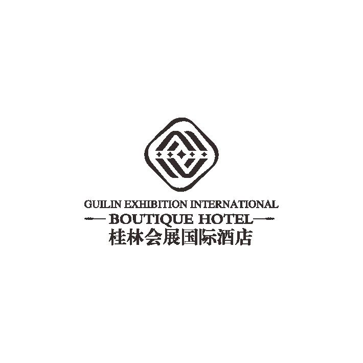 桂林博览园开发有限责任公司会展国际酒店招聘:公司标志 logo