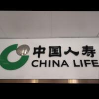 中国人寿保险股份有限公司柳州分公司胜利路营销服务部招聘:公司标志 logo