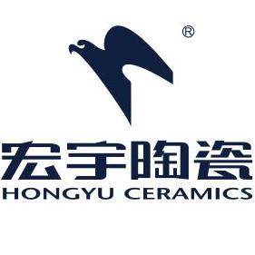 【宏宇陶瓷旗舰店】广西峥强装饰材料有限公司招聘:公司标志 logo